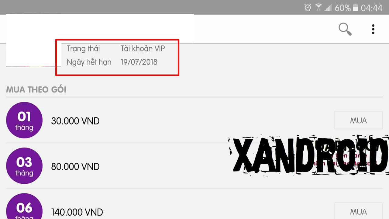 Tải ngay Zing Mp3 Hack VIP miễn phí cho Android