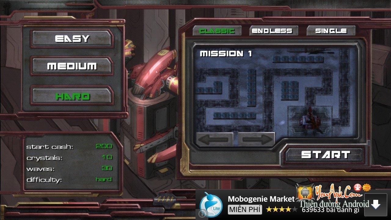 Alien Must Die Hack mua tiền không giới hạn cho Android