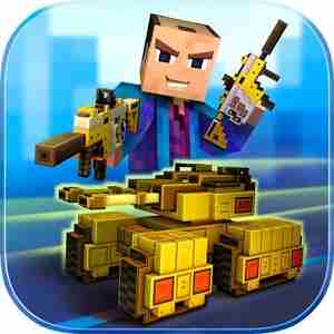 Hack, Mod game Block City Wars full vàng cho Android icon