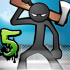 Hack Anger Of Stick 5 mod full tiền, kim cương cho Android icon