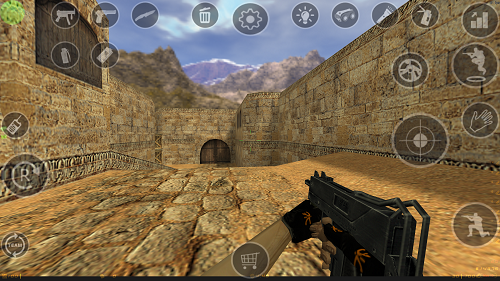 Hack Counter Strike 1.6 tiếng Việt, mod full tiền cho Android