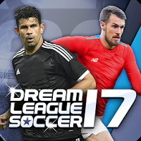 Tải Hack Dream League Soccer 2017 full tiền cho Android icon