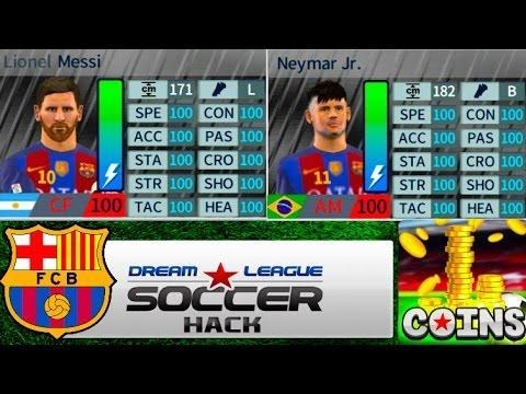 Tải Hack Dream League Soccer 2017 full tiền cho Android