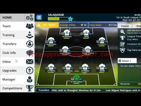 Hack game Championship Manager 17 - Nhà quản lý tài ba