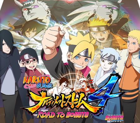 Hack game Naruto Road To Ninja miễn phí cho Android