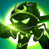Hack League Of Stickman mod tiền, combo nhanh cho Android  icon