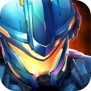 Hack Star Warfare HD mod kim cương, full tiền cho android icon