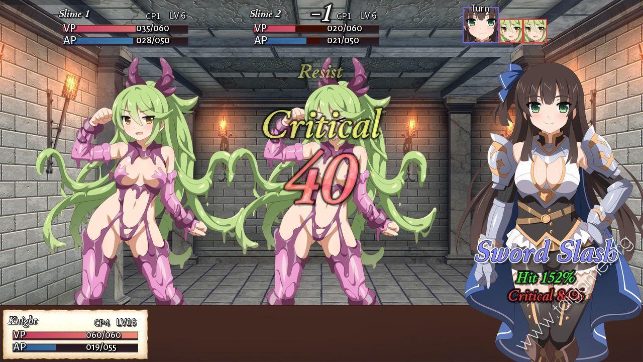 Sakura Dungeon: Game 18+ phiêu lưu cực hay cho Android