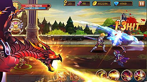 Tải Brave Fighter 2 hack kim cương, mod tiền cho android