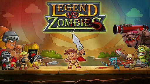 Tải game Legend vs Zombies hack 888 ngàn kim cương