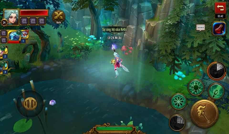 Tải game Torchlight Mobile MOD Full cho Android
