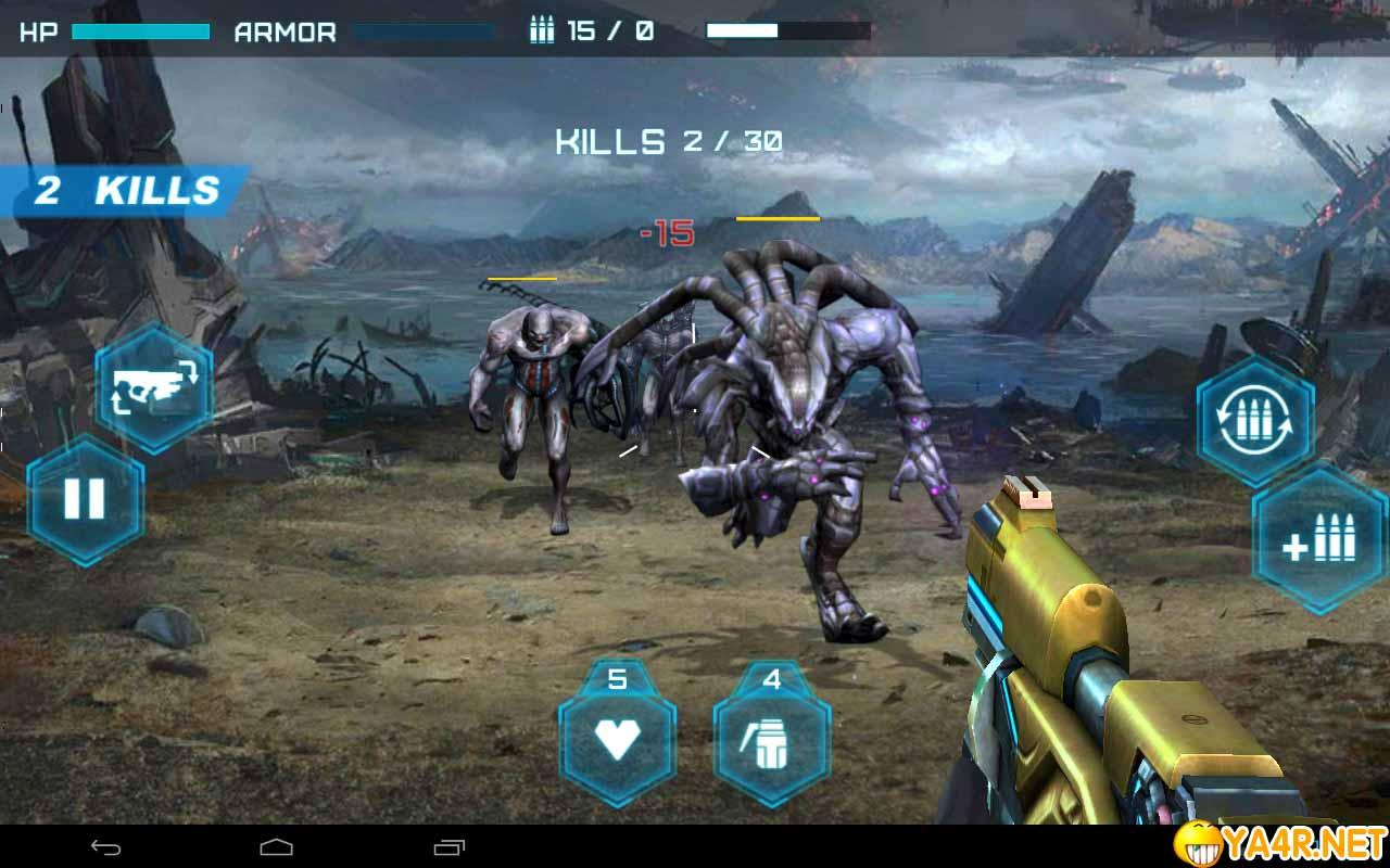 Tải Hack Storm of Darkness mod tiền cho Android