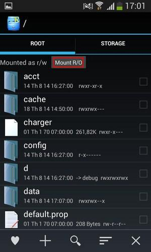 Tải Root Explorer 4.0.5.APK cho Android