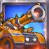 Tank Battle Hack - Game bắn xe tăng