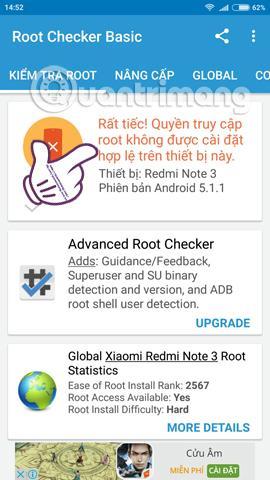 UnRoot mọi máy Android quá dễ dàng, tại sao không thử?